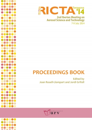 2nd Iberian Meeting on Aerosol Science and Technology: Proceedings Book Ricta 2014